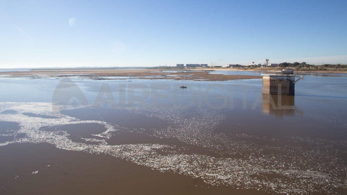 La marca del nivel del río Paraná en el hidrómetro del Puerto de Santa Fe creció ocho centímetros en las últimas horas y quedó en 0.94 metros.