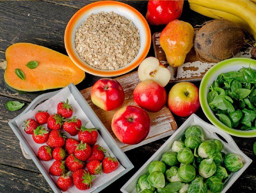 Las fibras solubles las encontramos en las legumbres