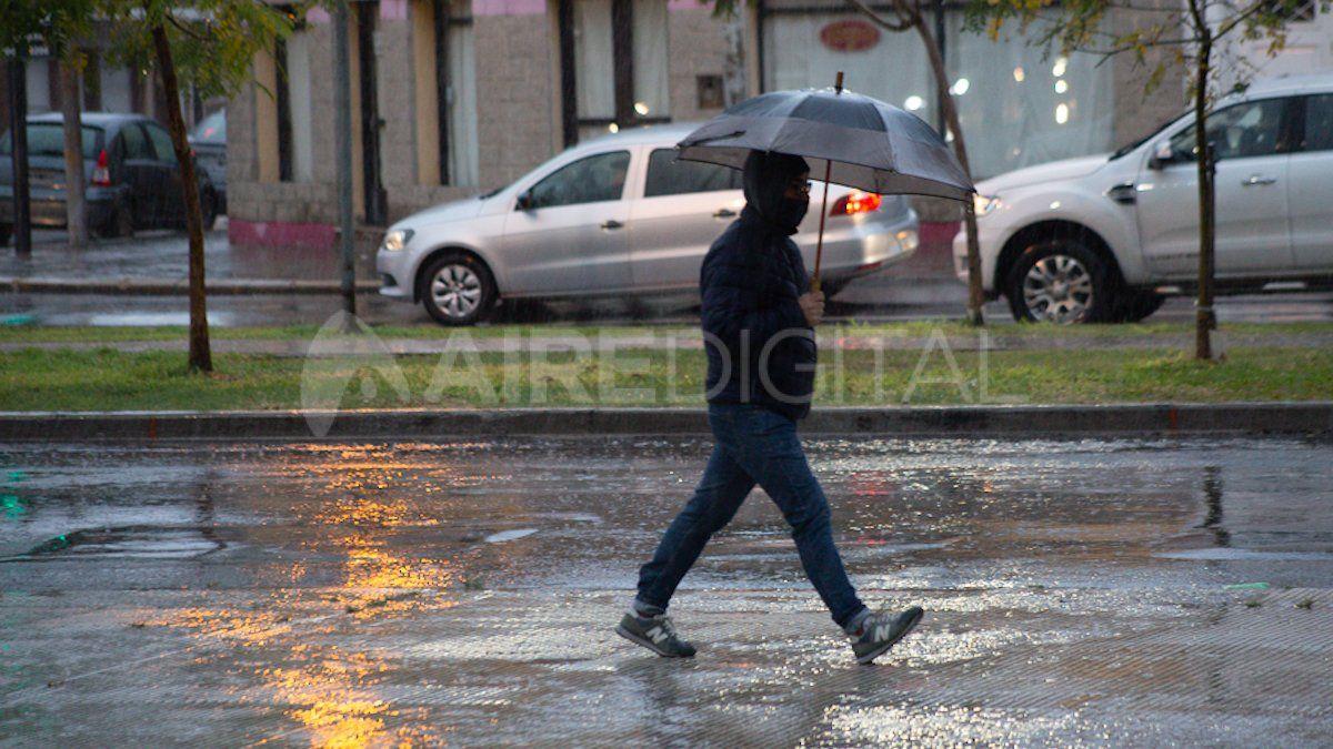 Prevén importantes lluvias en la ciudad de Santa Fe y la región desde el viernes.