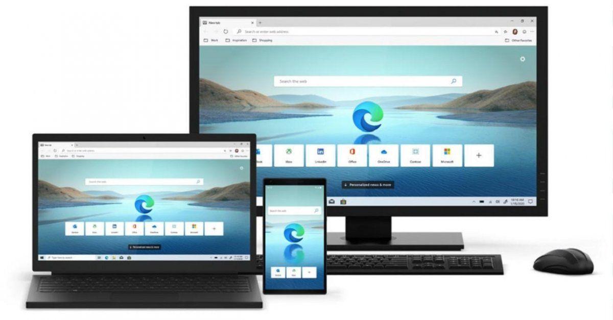Microsoft Edge agrega la integración con documentos de Office.