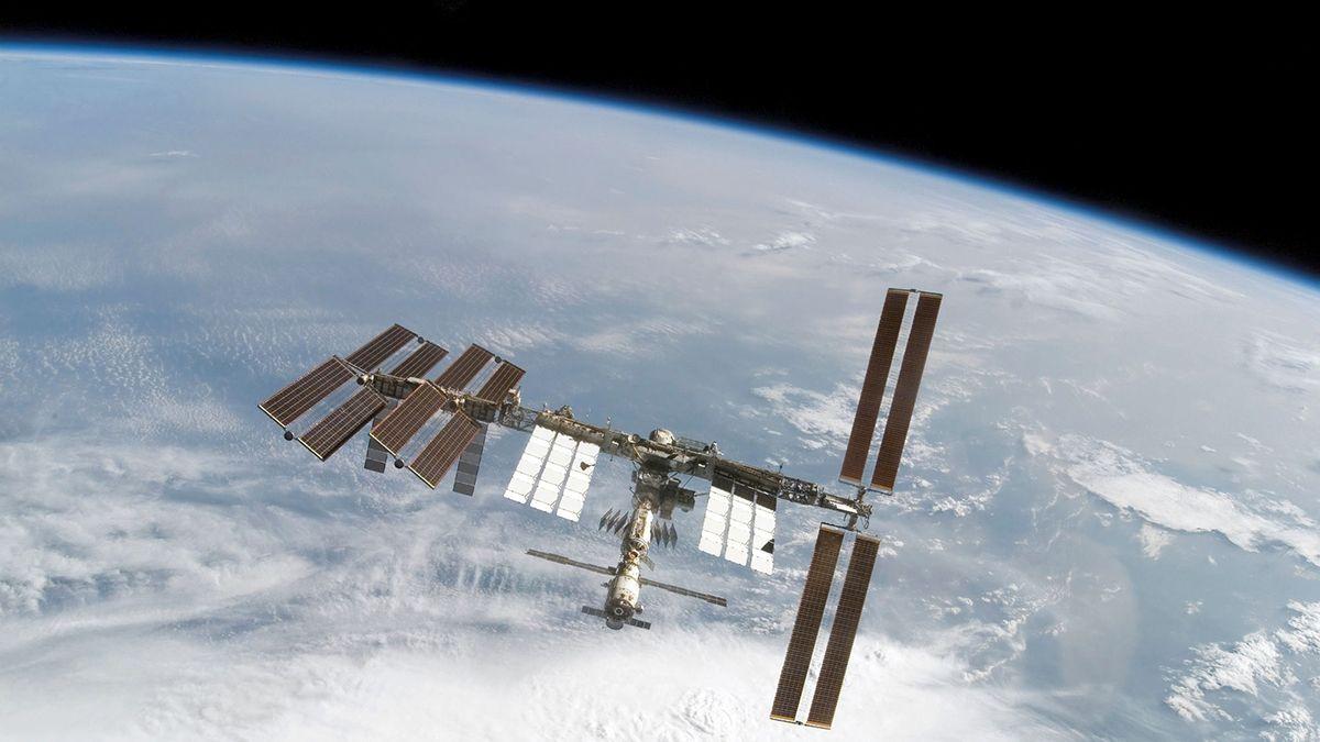 La Stazione Spaziale Internazionale sarà visibile questa settimana a Santa Fe.