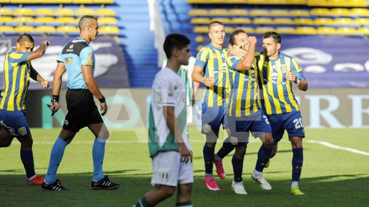 Copa de la Liga Profesional: Rosario Central se lo dio vuelta a Banfield y entra en la pelea por la clasificación
