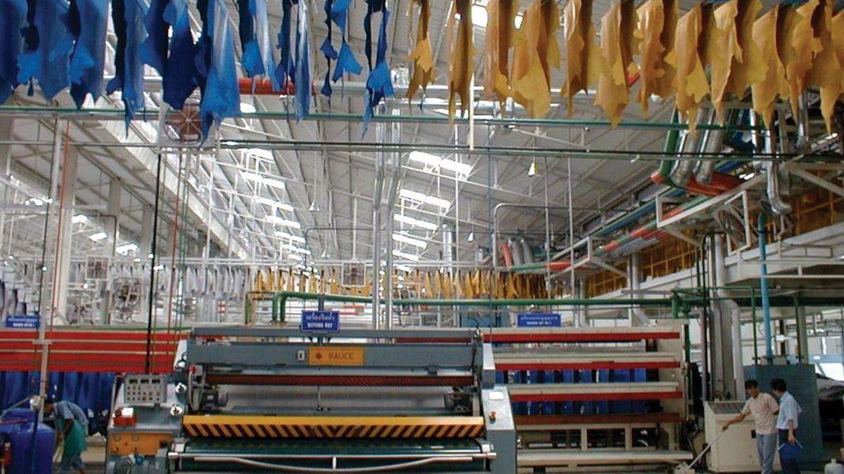 La industria del cuero tiene gran importancia en el centro de la provincia de Santa Fe.