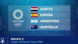 En la sede de FIFA se sortearon los grupos para la competencia de fútbol en los Juegos Olímpicos de Tokio. Argentina enfrentará a España, Australia y Egipto.