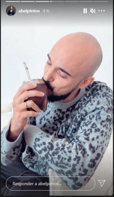 Abel Pintos cumple 37 años.