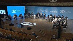 El presidente Alberto Fernández anunció este viernes la creación del Consejo Económico y Social en el CCK, junto al secretario de Asuntos Estratégicos, Gustavo Beliz, quien presidirá el órgano multisectorial destinado al abordaje de políticas de Estado a largo plazo.