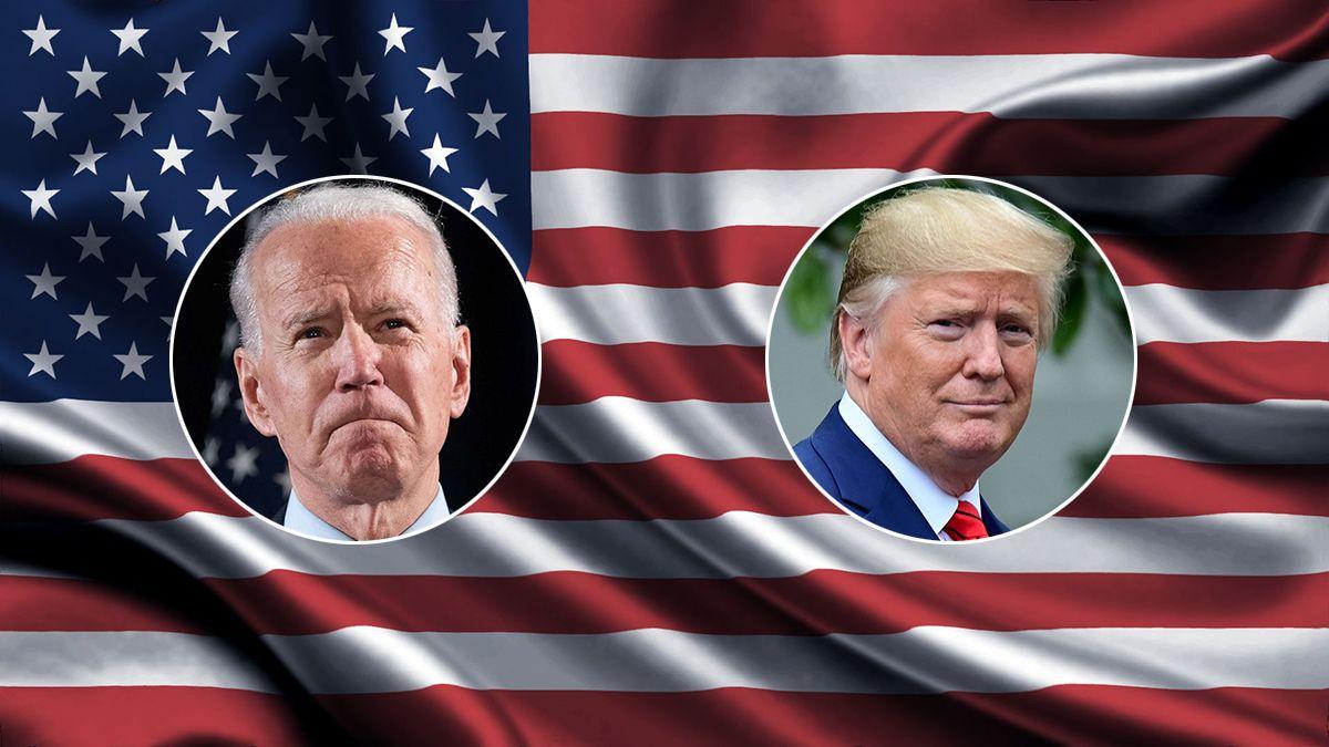 Las encuestas en Estados Unidos indican que Biden lidera la intención de voto.