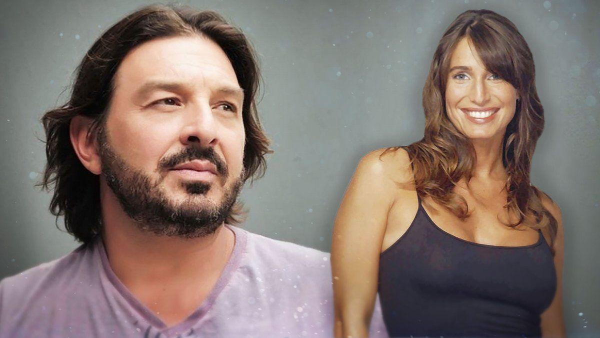 Damián De Santo y Romina Yan