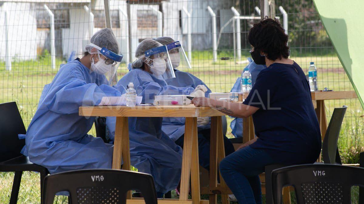 Médicos del Detectar Federal recorren diferentes localidades de la provincia de Santa Fe.
