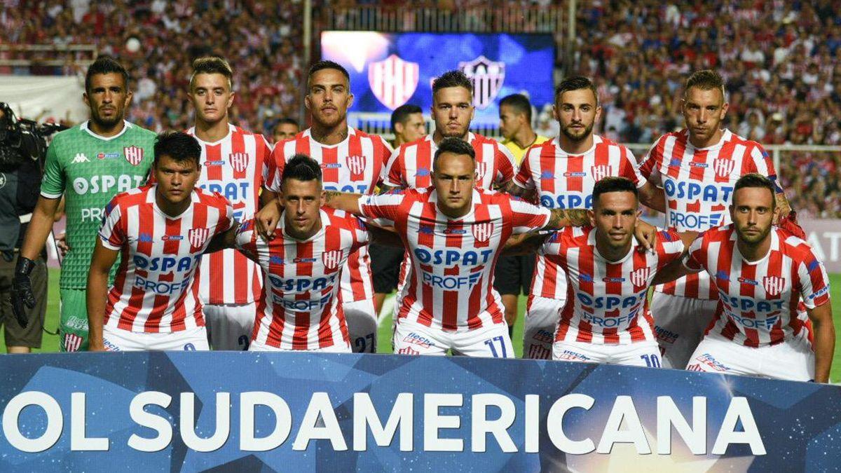 Unión enfrentará a Emelec por la segunda fase de la Copa Sudamericana. Define la serie como visitante.