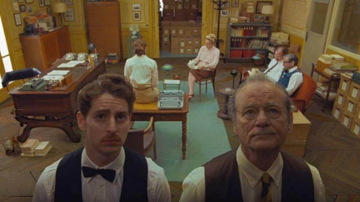 The French Dispatch: Bill Murray protagoniza un nuevo tráiler de la película.