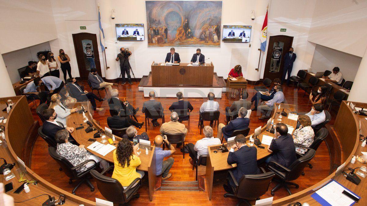 En el Concejo de Santa Fe se renovarán un total de 8 bancas.