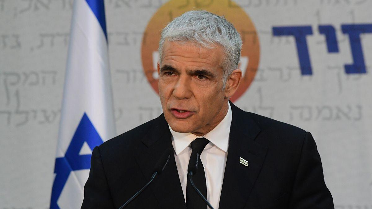 El canciller israelí