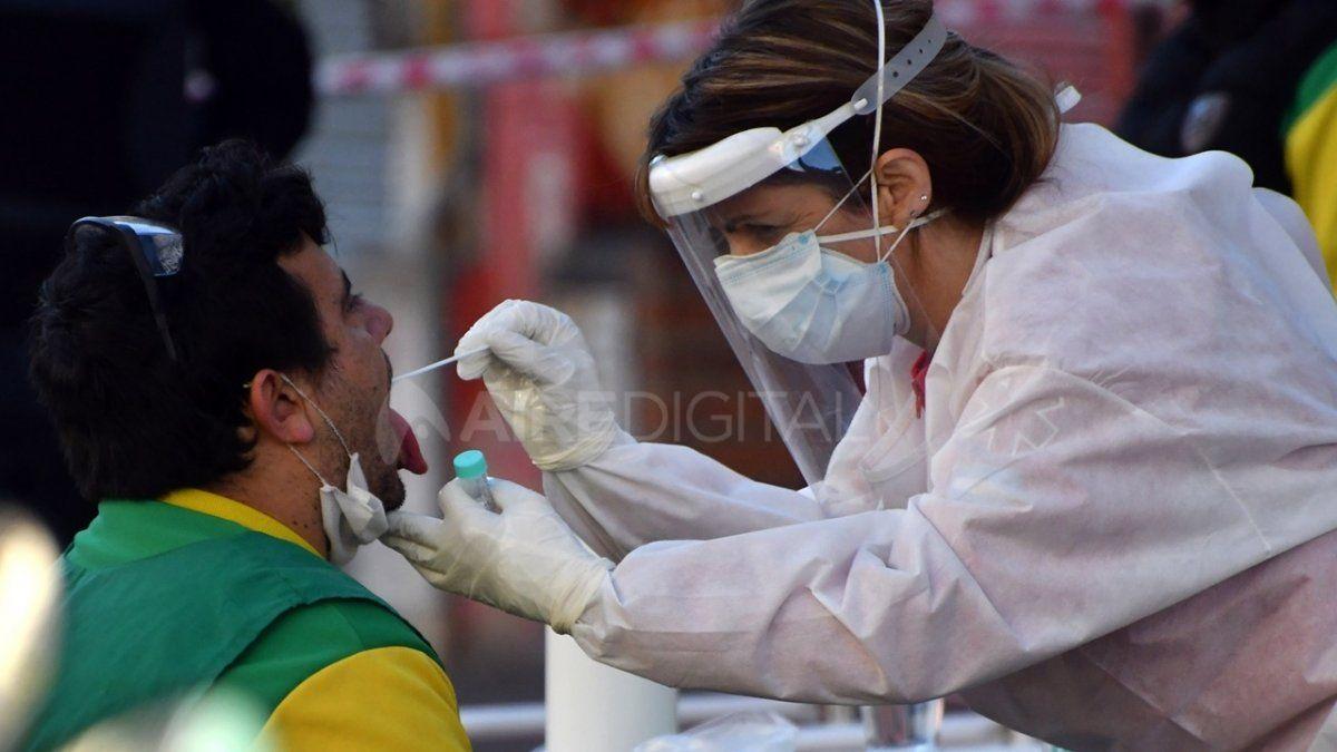 La Argentina se acerca al millón de casos de coronavirus.