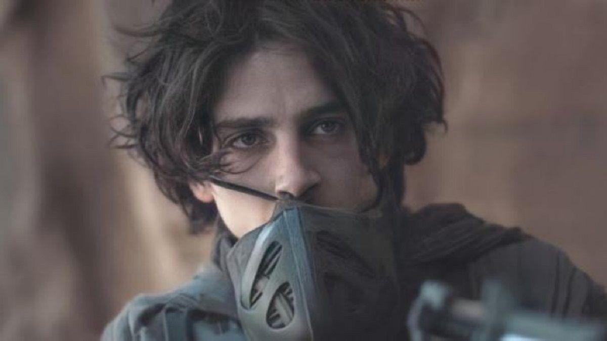 Dune: la nueva película de Denis Villeneuve y Timothée Chalametm lanzó su tráiler.