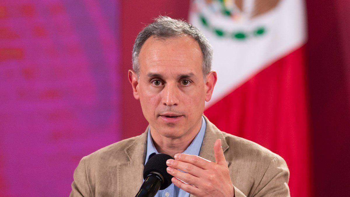 El vocero para la crisis decoronavirus en México