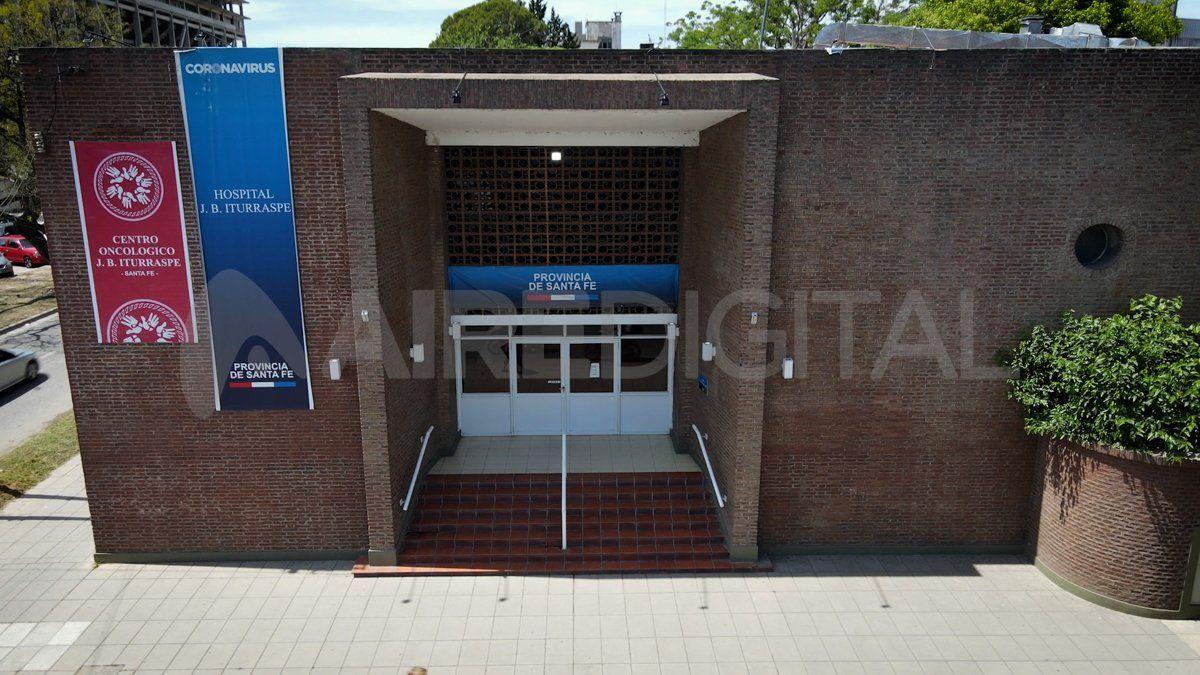 El viejo hospital Iturraspe se perfila como un centro de atención altamente especializado para la atención de los pacientes oncológicos.