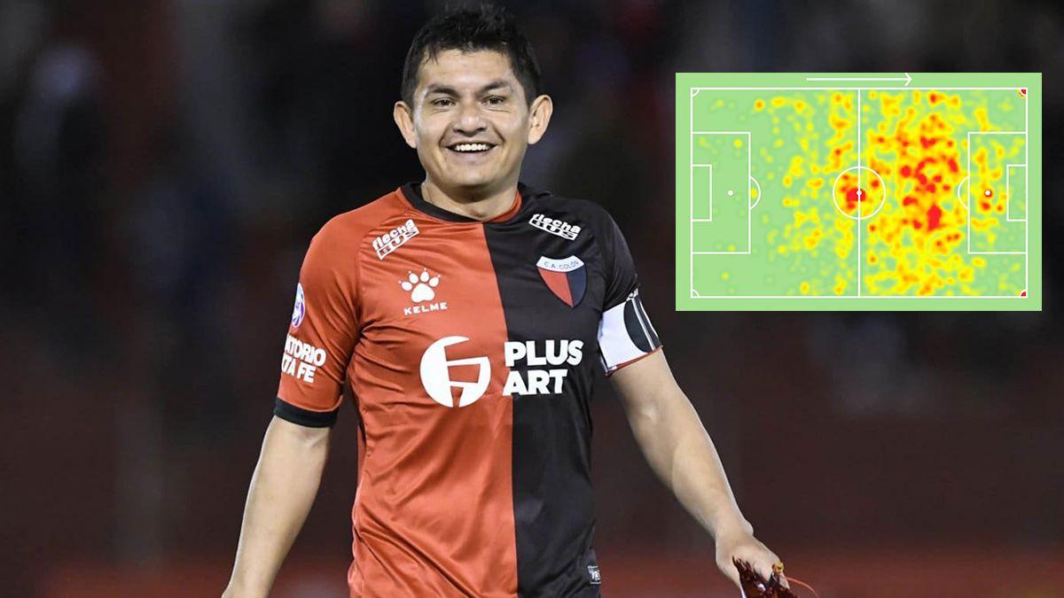 Luis Pulga Rodríguez atraviesa un gran momento y Colón disfruta de la magia del delantero tucumano.