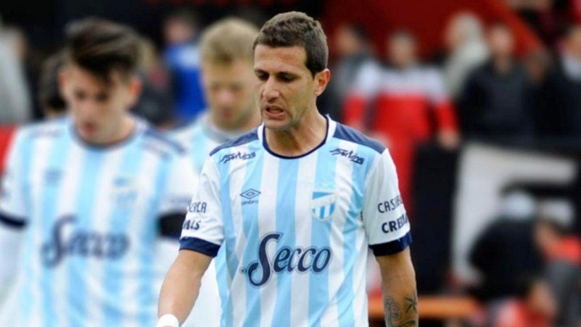 Se cayó el pase de Bruno Bianchi a Colón