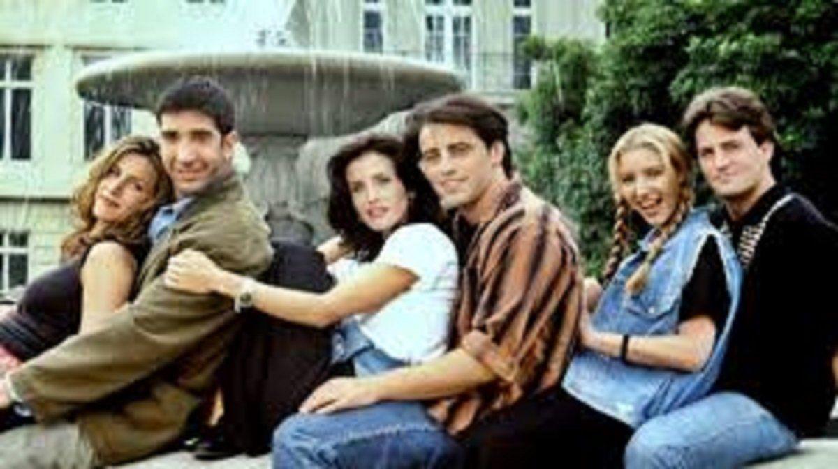 Friends: un actor que no tuvo que hacer casting para que le den el papel.