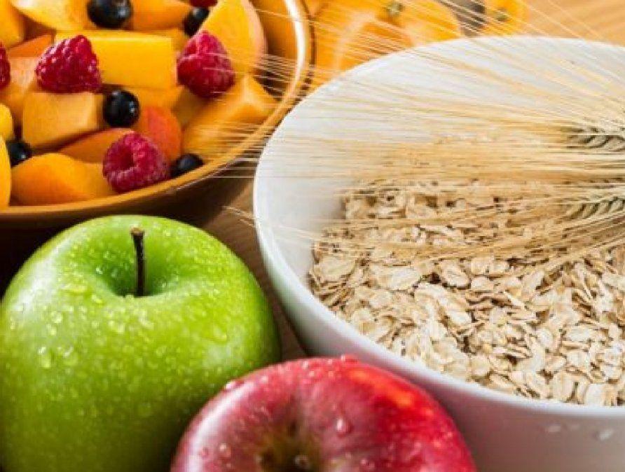 La nutrición saludable implica una dieta equilibrada