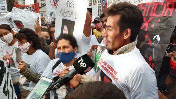 Habló el padre de la niña asesinada en Tucumán y dijo que la policía no le tomó la denuncia