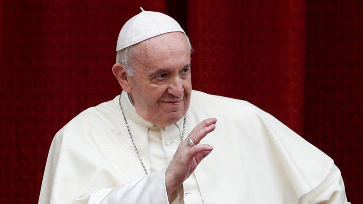 El papa Francisco recibirá la vacuna de Pfizer contra el coronavirus la semana que viene
