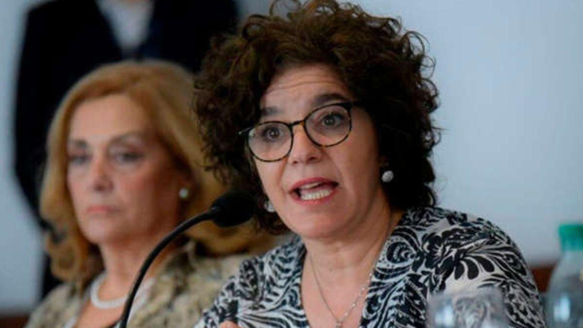 Cecilia Merchán renunció a la Secretaría de Políticas de Igualdad y Diversidad del Ministerio de las Mujeres