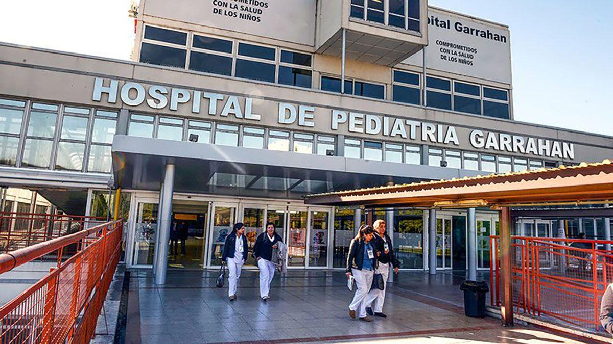 El Hospital Garrahan es el centro pediátrico de referencia en salud pública de Argentina.