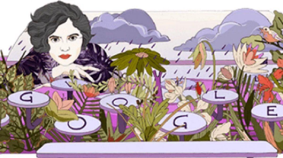 Quién es Mascha Kaleko, la artista que inspiró el nuevo doodle de Google