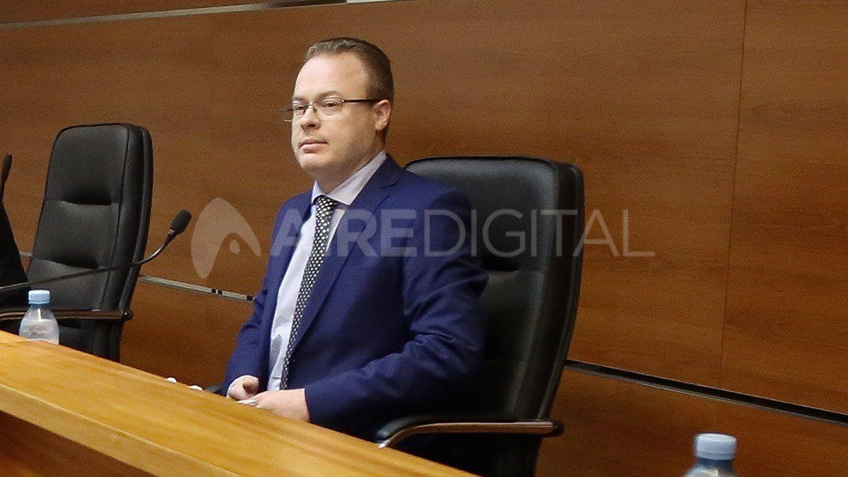 El juez Falkenberg presidió el tribunal que condenó al acusado