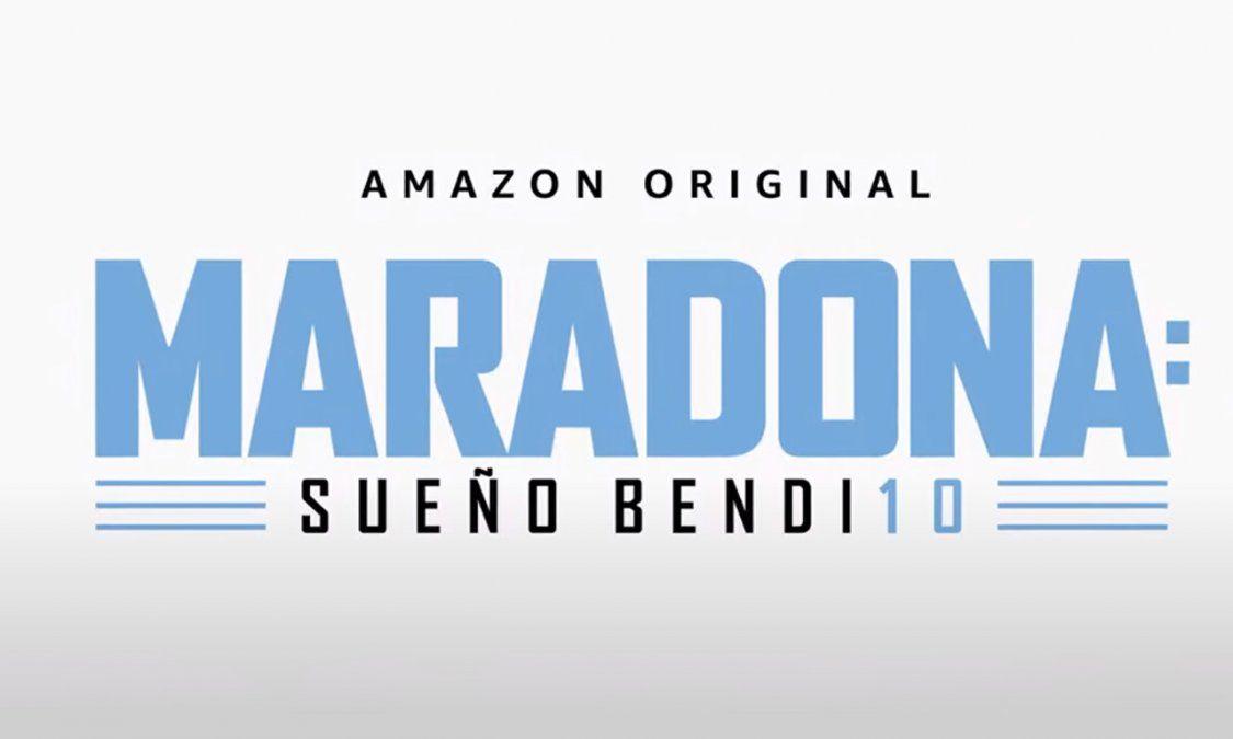 Finalmente Amazon Prime Video lanzó el tráiler de Maradona: sueño bendito