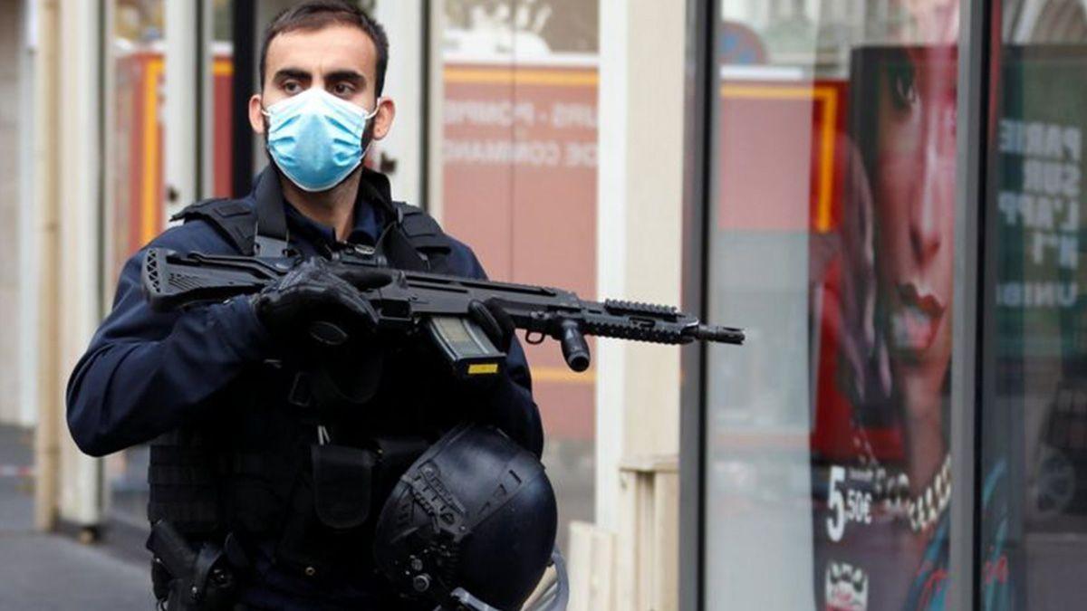 El ataque en Niza se produjo hacia las 9 cerca de la basílica Notre-Dame