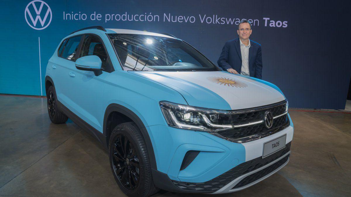 Volkswagen afirmó que la preventa del modelo estará disponible en el mes de mayo y su llegada a los concesionarios para junio.
