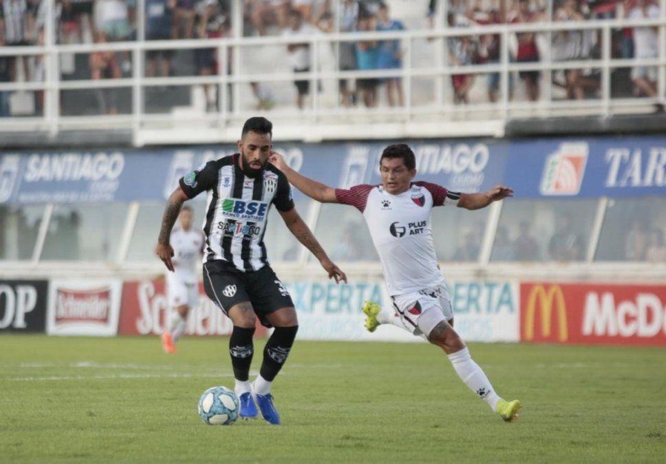 Colón y Central Córdoba se verán las caras por la 3° fecha de la Copa de la Liga Profesional.