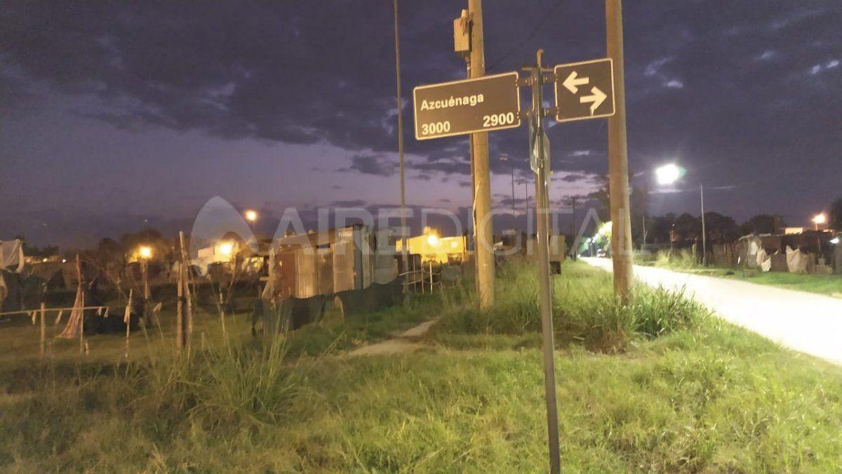 Los asentamientos ilegales detrás del CIC de Facundo Zuviría llevan desarrollándose más de 150 días.