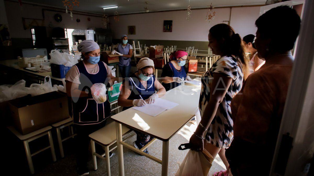 Comedores escolares: pilares de la sociedad en momentos de pandemia por coronavirus