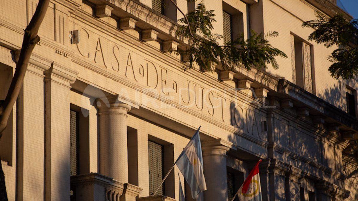 El juez Busaniche impuso la medida tras un acuerdo entre la fiscal y la defensa