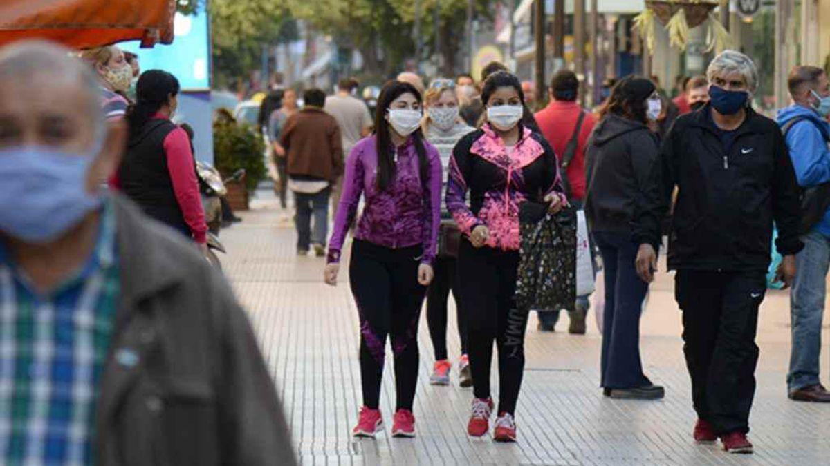 La provincia de Tucumán superó los 9 mil casos de coronavirus. Desde las 23:30 horas y hasta las 7