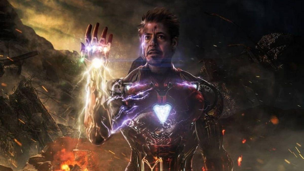 Revelan cómo iba a ser en realidad la muerte de Iron Man en Endgame