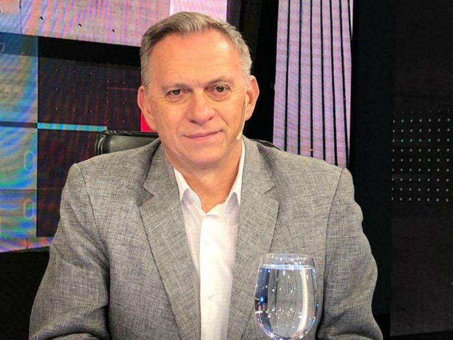 Marcelo Bonelli ratificó que dio positivo en el test de Coronavirus y que deberá interrumpir su trabajo al frente de Arriba Argentinos y A dos voces.