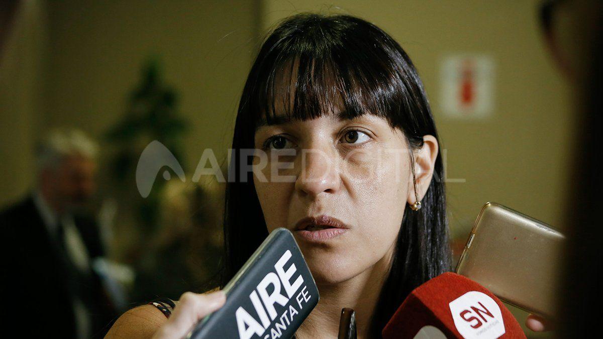 La fiscal Del Río Ayala solicitó la prisión preventiva del imputado