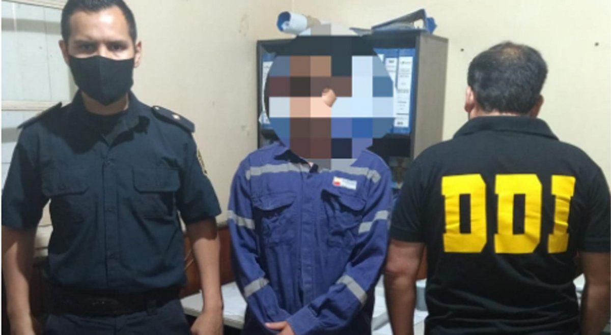El sospechoso de cometer el homicidio del productor de campo de San Nicolás fue detenido en las últimas horas con rastros de sangre.