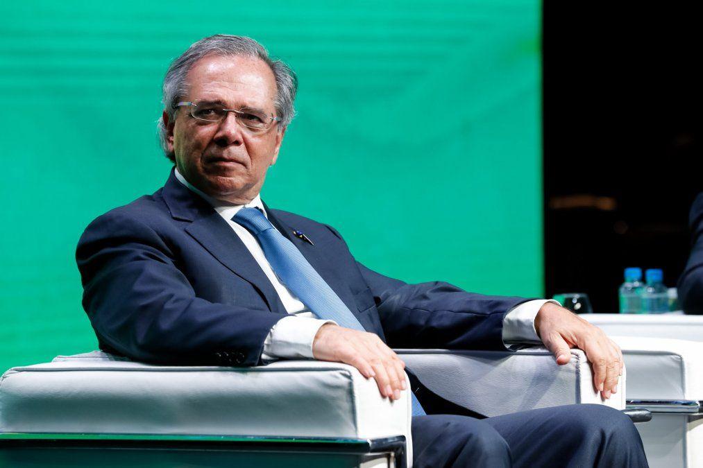 Guedes insistió en que la Argentina puede retirarse del Mercosur si se siente incómoda.