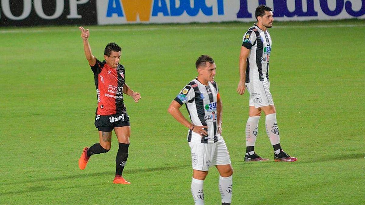 Con goles del Pulga Rodríguez