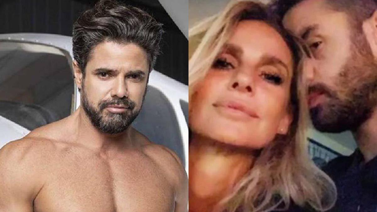 Luciano Castro habló por primera vez de la relación entre Sabrina Rojas y el Tucu López