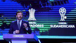 Desde Conmebol hablarán con los representantes del fútbol sudamericano para definir los criterios del protocolo sanitario para la reanudación de las competencias.