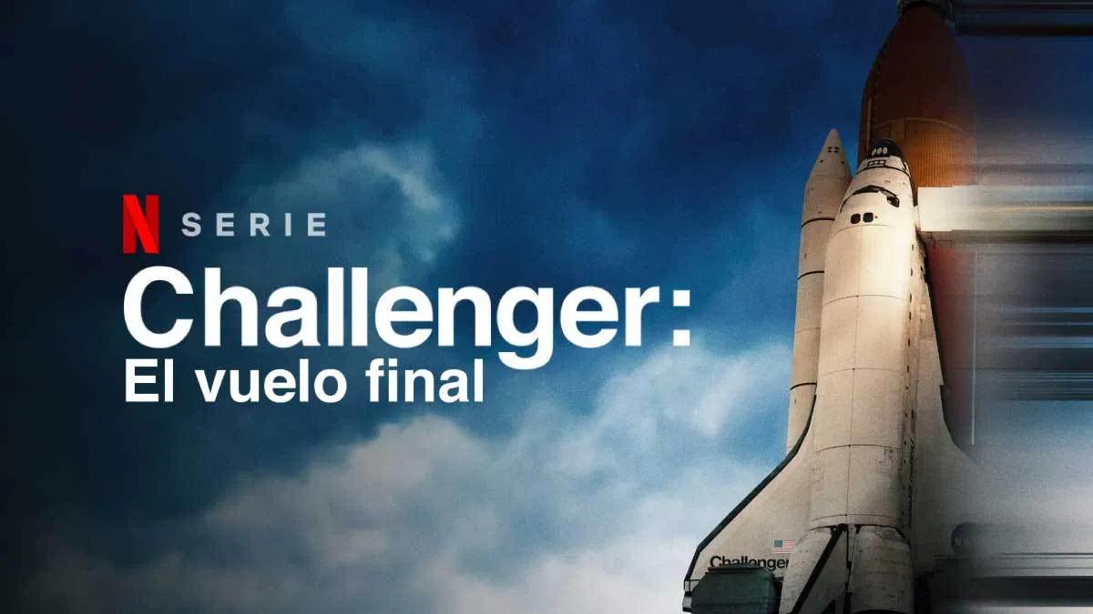 Challenger: el vuelo final revive la catástrofe espacial que se transmitió en vivo y en directo