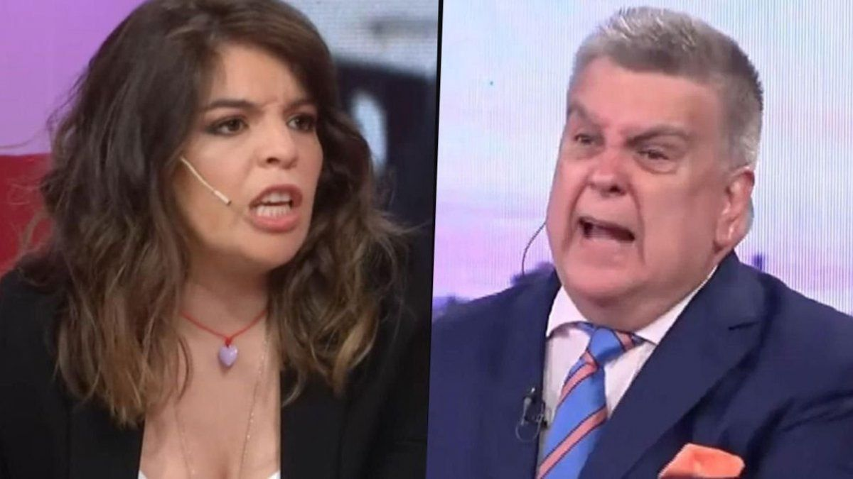 Dalma Maradona disparó furiosa contra Luis Ventura