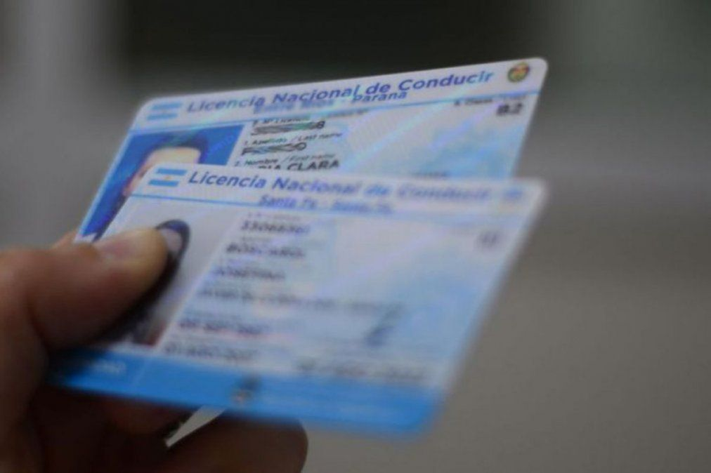Muchos santafesinos esperaban la posibilidad para poder acceder al carnet de conducir.